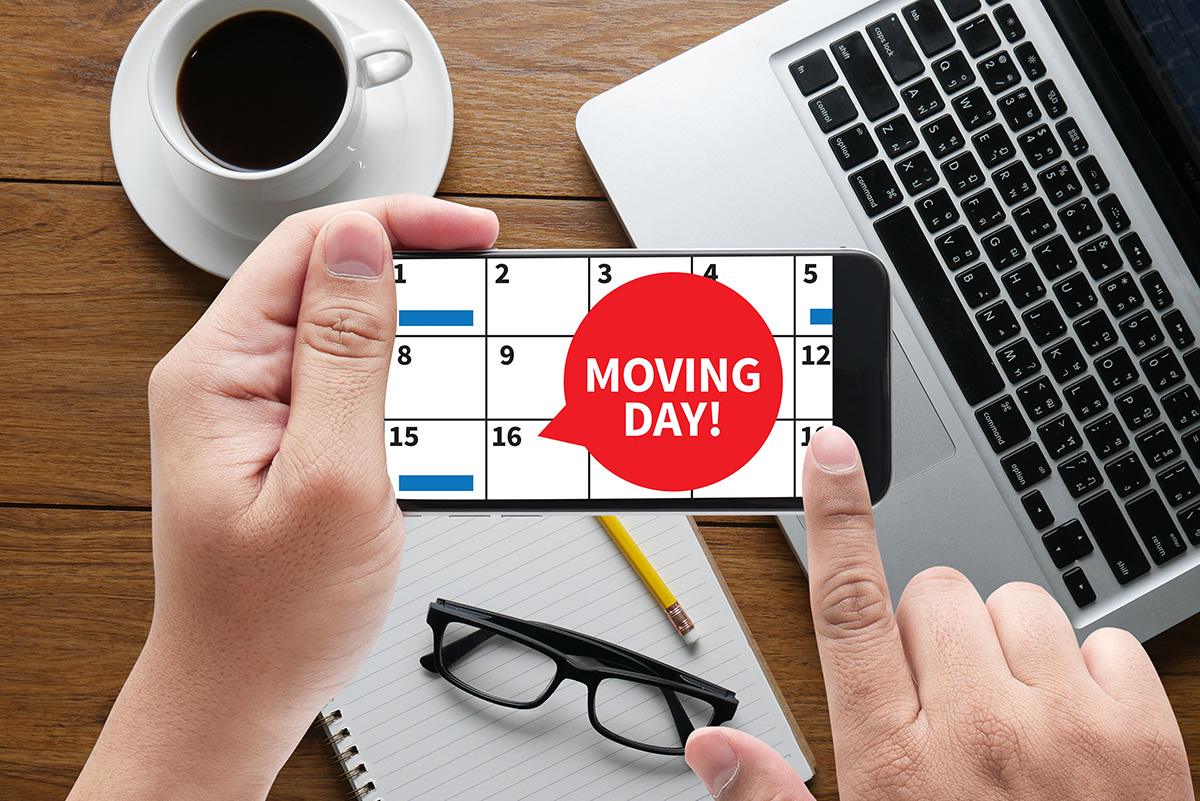 Moving Day Checklist South Florida