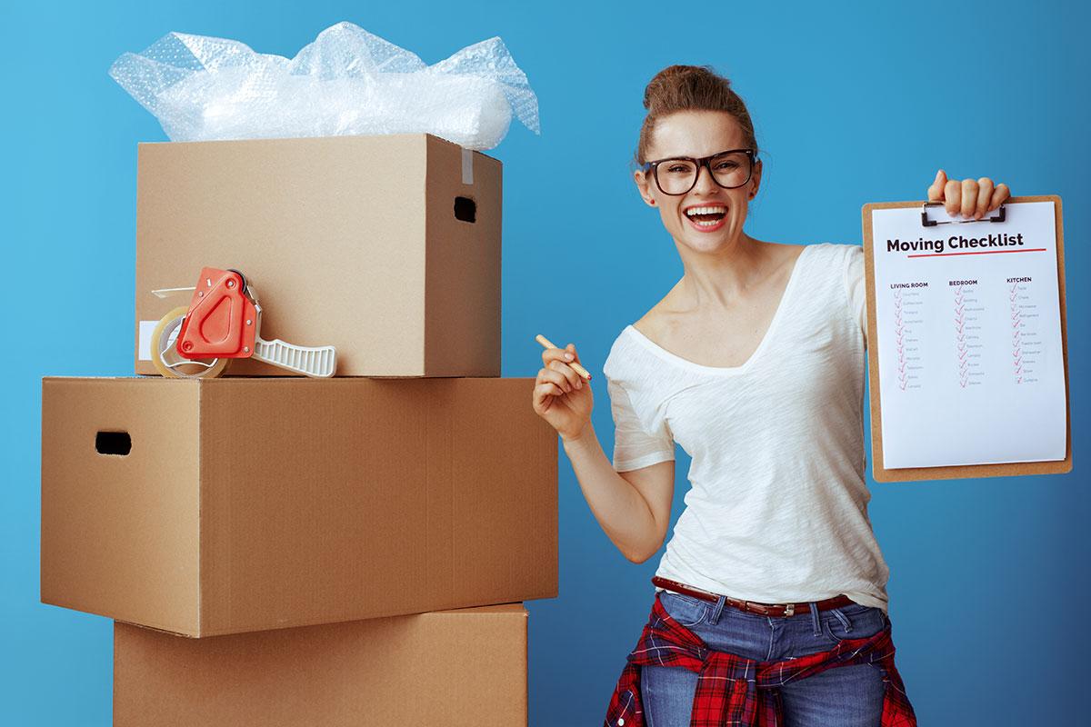South Florida Moving Checklist